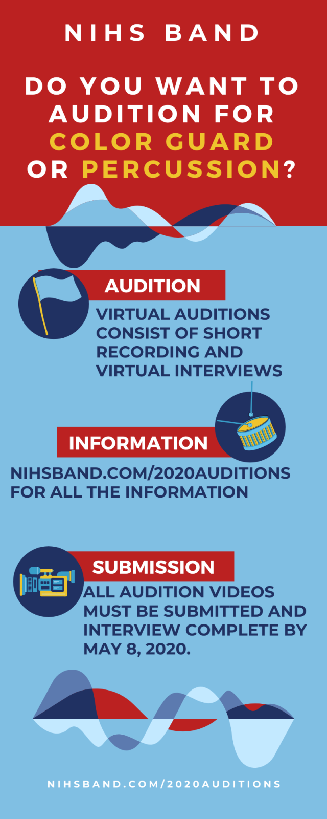Audition Infographic (1)